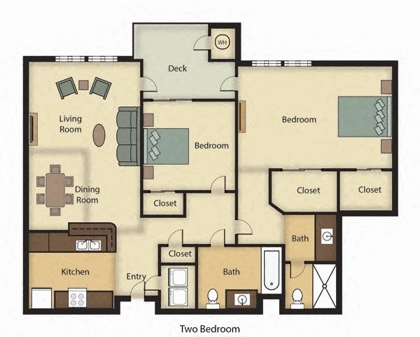 floor plans of panorama apartments in colorado springs co