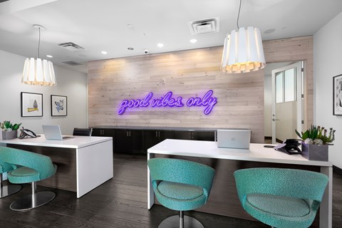 Gibson Flats Leasing Office