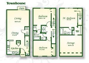 The Laurel Townhouse