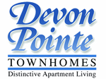 Devon Pointe Apartments and Townhomes Property Logo 25