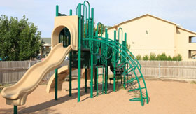 Playground at Apartments in Guymon