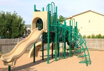 Apache Trace Apartments Playground