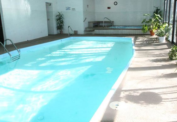 Indoor pool  Country Green Apartments in Canon City CO