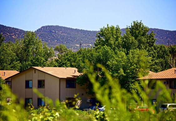 Gorgeous views  Country Green Apartments in Canon City CO
