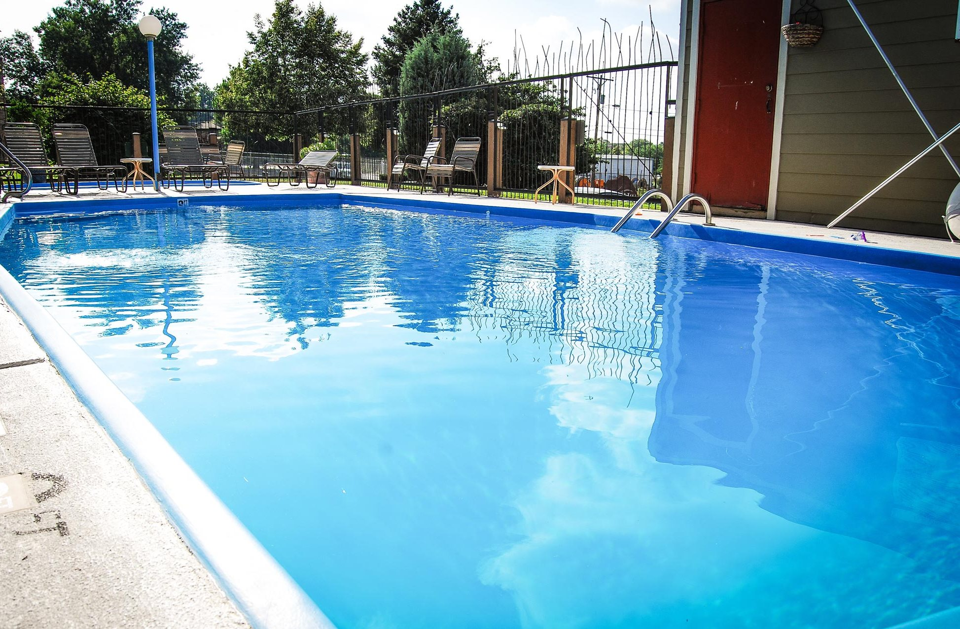 Pool at Fox Hill Apartments in Golden Colorado
