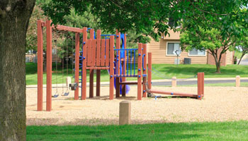 Apartments in Cedar Rapids, IA with a playground