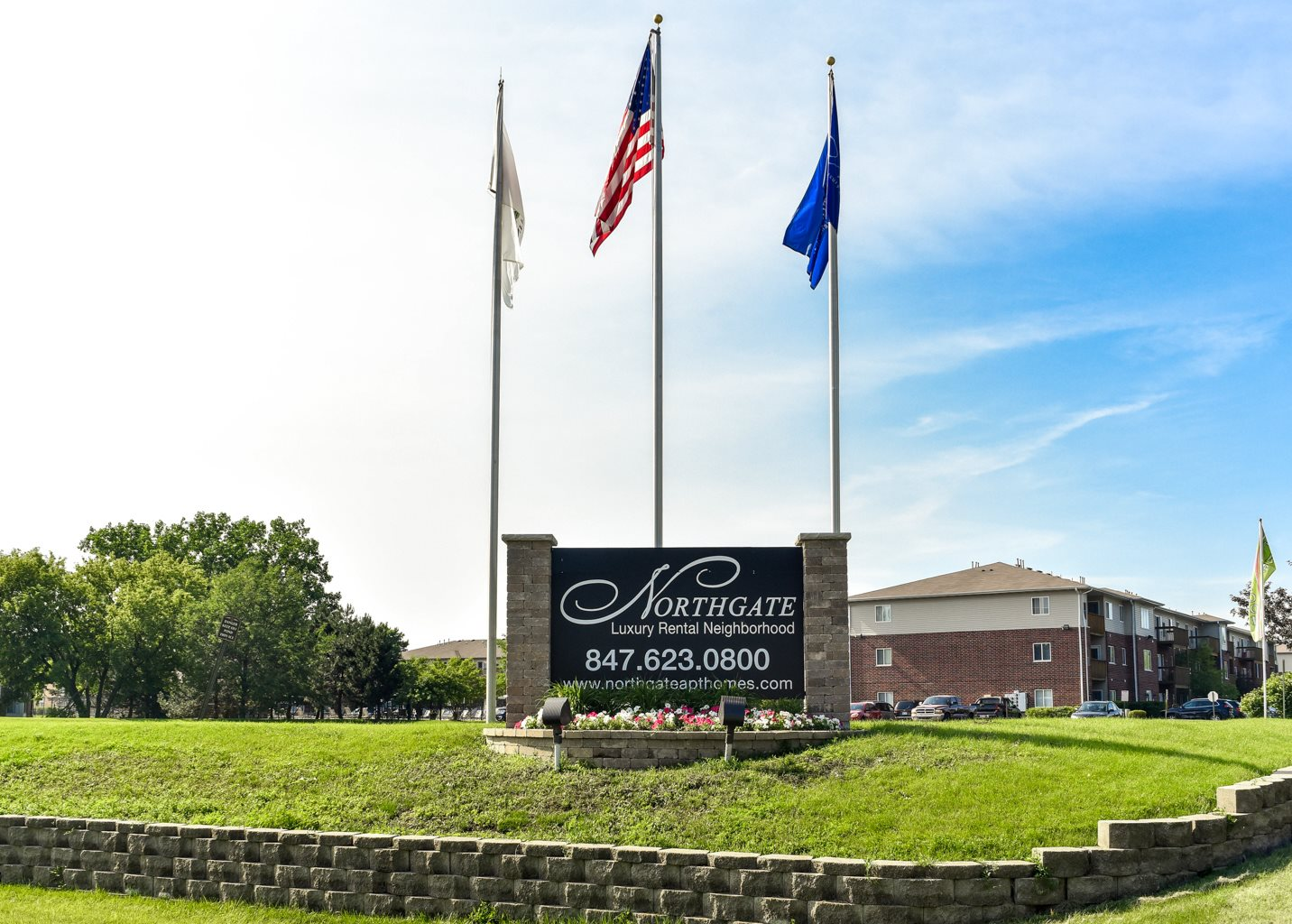 visit Northgate Apartments In Waukegan, IL