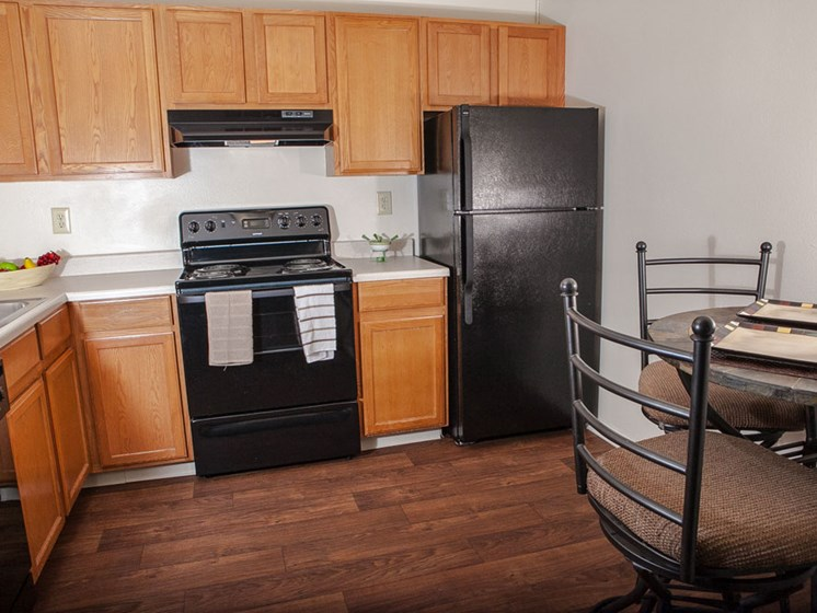 Apartments in Greeley, CO Kitchen