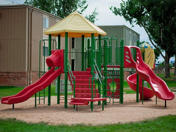 Apartments in Greeley, CO Playground