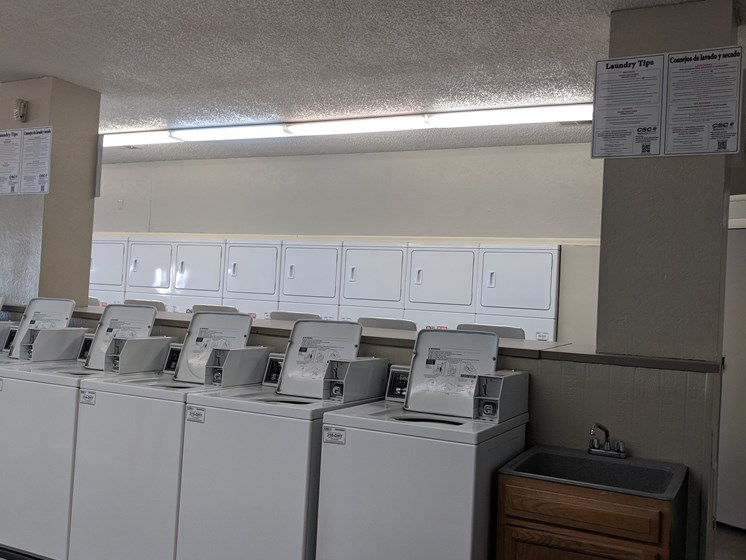 Apartments in Greeley, CO Laundry