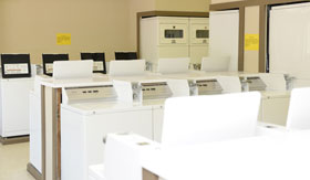 Laundry Facilities at Apartments in St. Louis