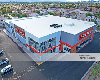 Storage Units for Rent available at 8895 South Maryland Pkwy, Las Vegas, NV 89123 Photo Gallery 1