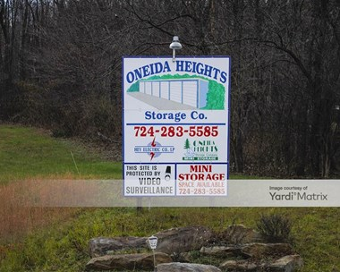 Storage Units for Rent available at 184 Moore Road, Butler, PA 16001 Photo Gallery 1