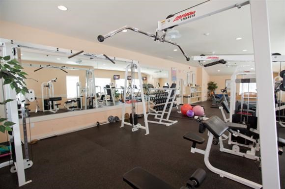 Villages at Bey Lea Apartment Fitness Center