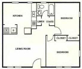 Dogwood Floor Plan 1