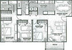 Charleston Floor Plan 1