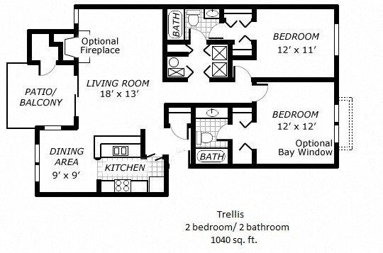 Trellis Floor Plan 1