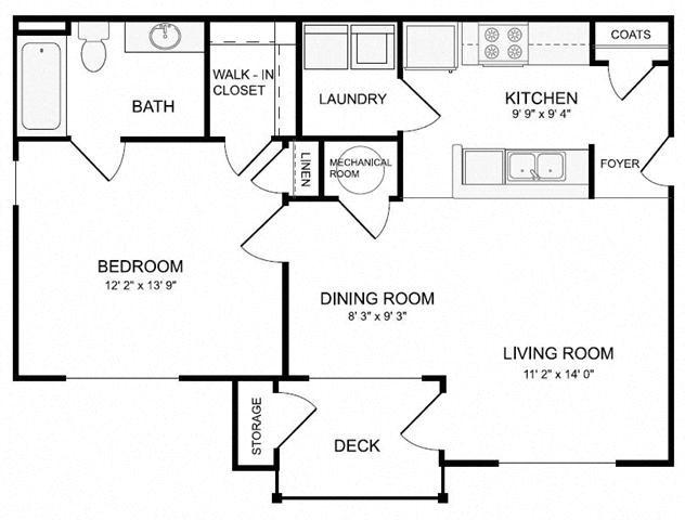 Anderson (A2) Floor Plan 2