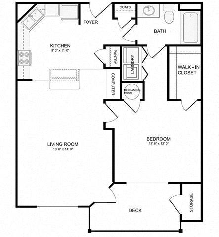 Rawling (A3) Floor Plan 4