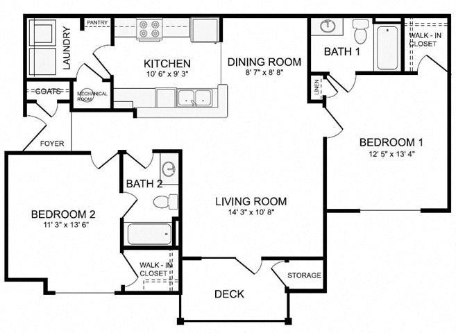 Alexian (B1) Floor Plan 5
