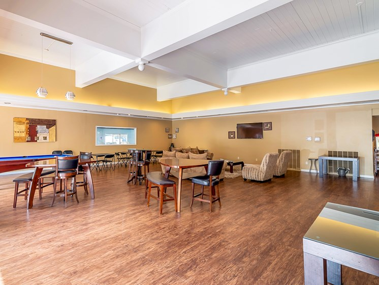 Clubhouse Community Amenities at Tiffany Woods in Muskegon MI