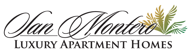 San Montero Luxury Apartments Property Logo 2