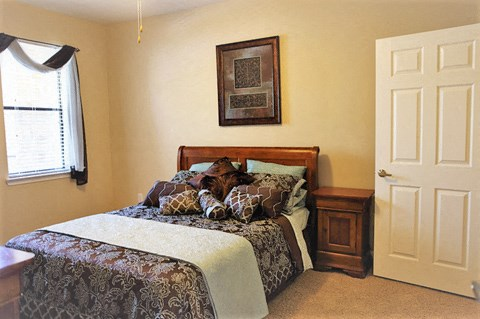 Model Guest Bedroom