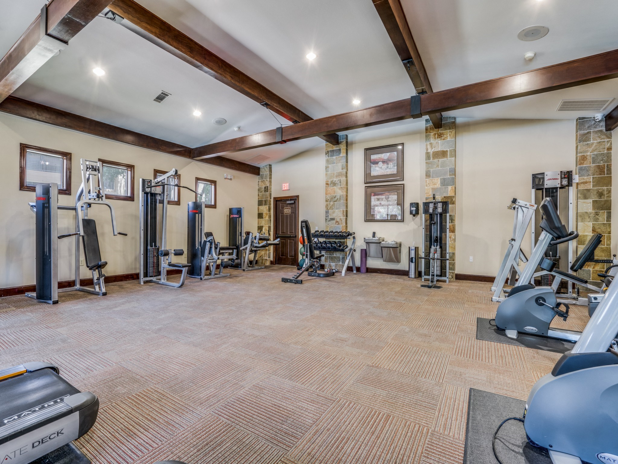 Fitness Center at 2nd Clubhouse