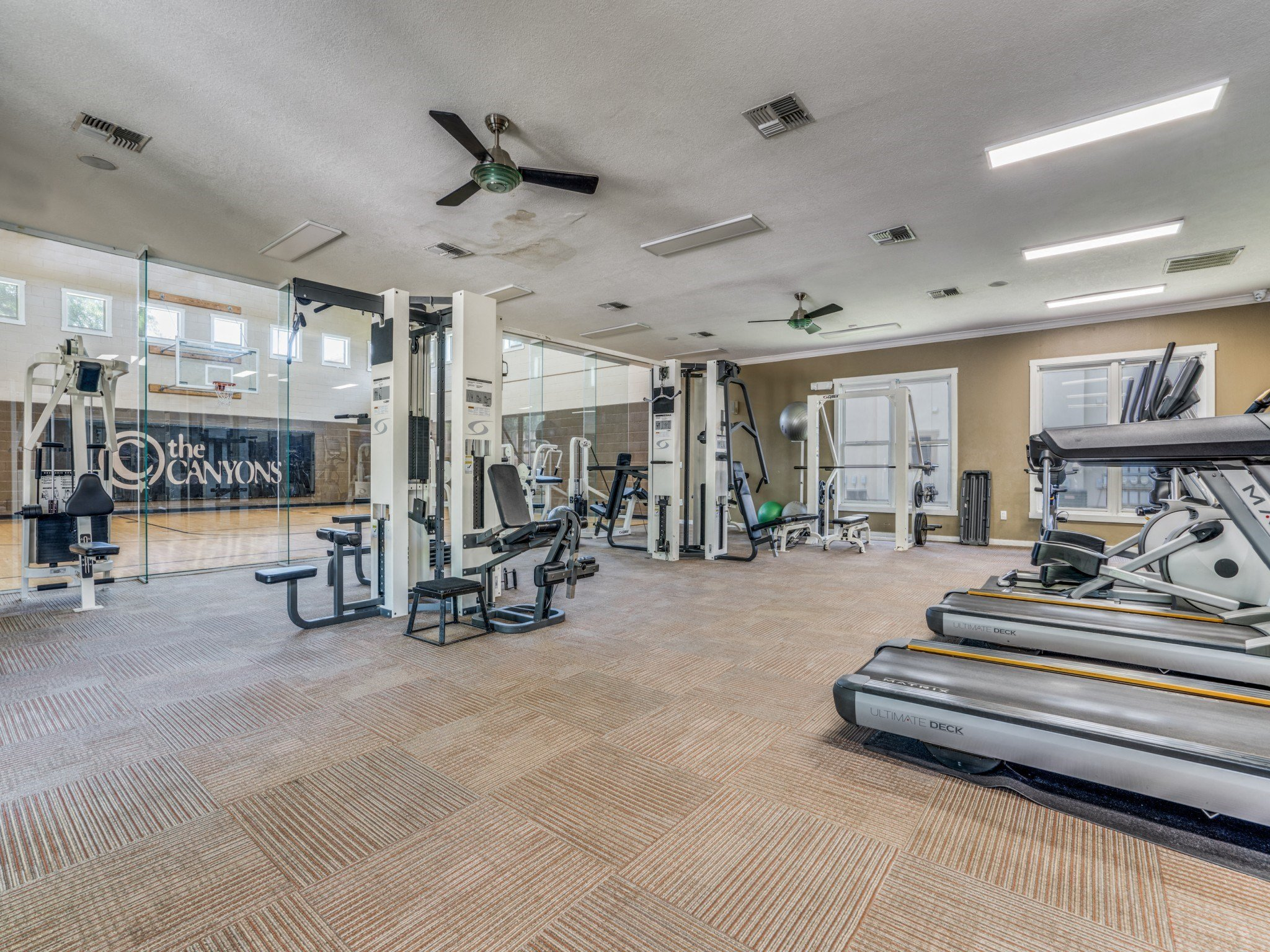 Fitness Center at Main Clubhouse