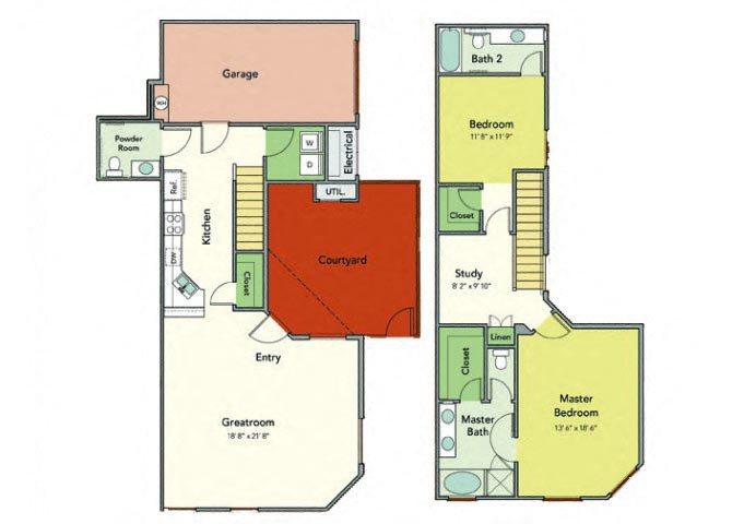 Avana Floor Plan 5