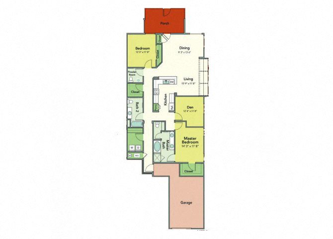 Barbera Floor Plan 6