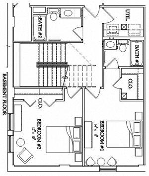 2 Bedroom - Loft