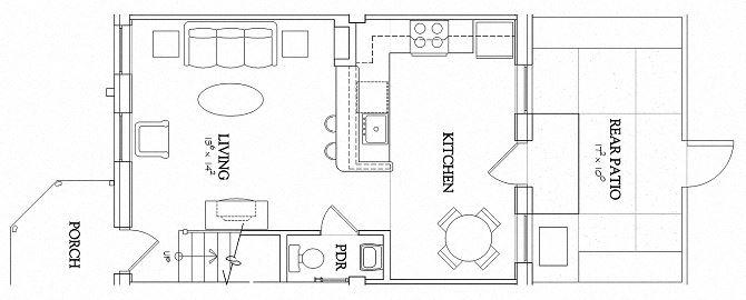 2 Bedroom - Townhouse