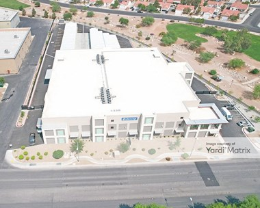 Storage Units for Rent available at 4280 Revere Street, North Las Vegas, NV 89032 Photo Gallery 1