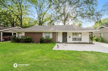 1055 S PERKINS RD 3 Beds House for Rent Photo Gallery 1