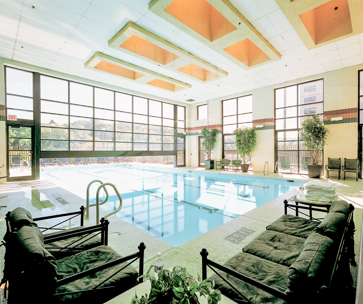 Lovely Heated Indoor/Outdoor Pool Photo