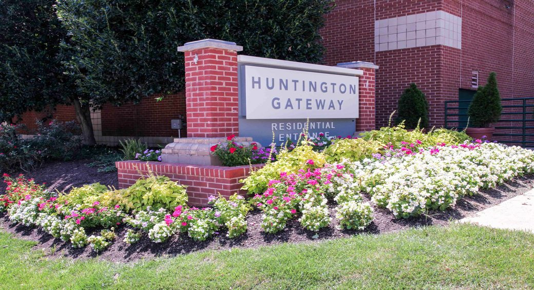 Huntington Ave Entrance