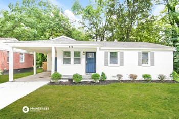 434 JOSEPHINE ST 3 Beds House for Rent Photo Gallery 1