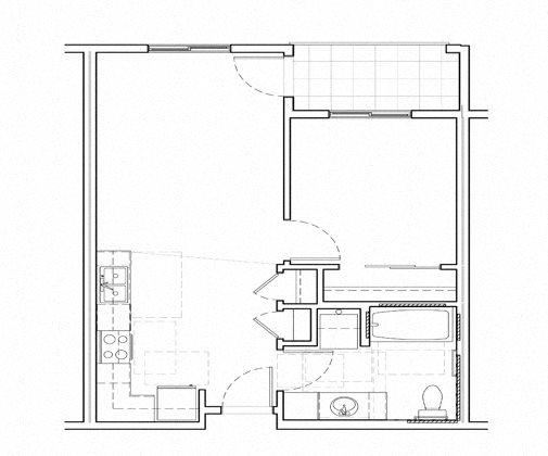 Altair Floor Plan 1
