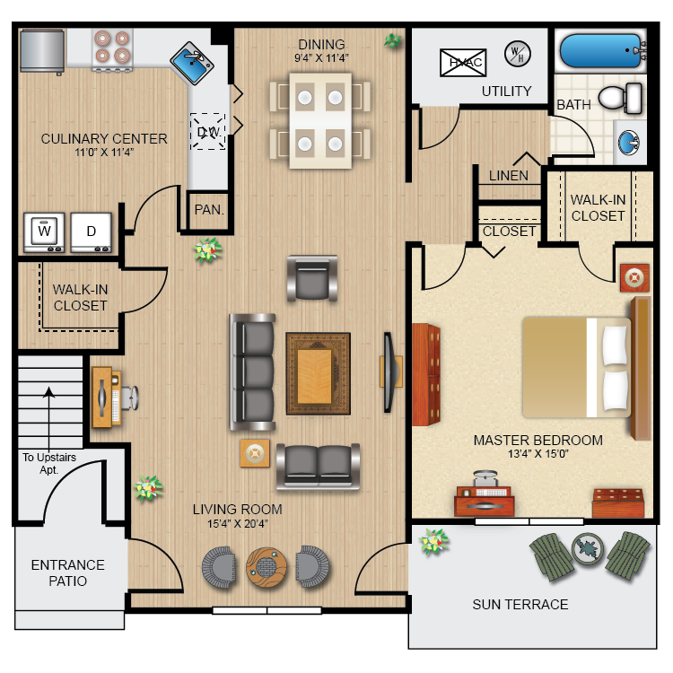 The Wyncroft Floor Plan 2