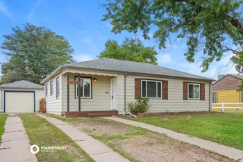 1335 S Tennyson Street 3 Beds House for Rent Photo Gallery 1