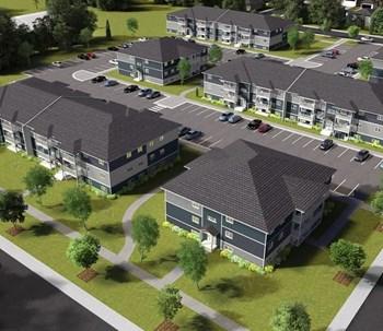 501 Braecrest Drive - Building D 3 Beds Apartment for Rent Photo Gallery 1