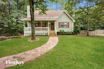 5649 Riding Woods Drive 3 Beds House for Rent Photo Gallery 1