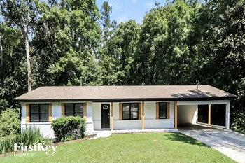 891 Valley Wood Court NW 3 Beds House for Rent Photo Gallery 1