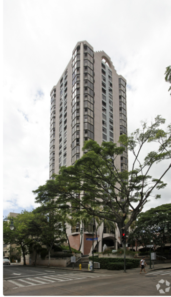 1031 Nuuanu Avenue Studio-1 Bed Apartment for Rent Photo Gallery 1