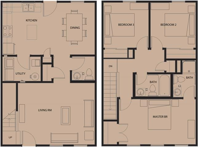 Arlington Grove Floor Plan
