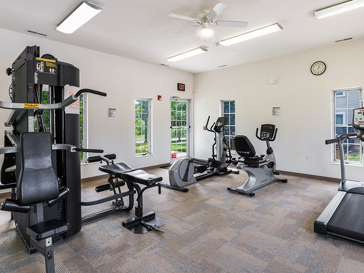 Fitness Center-Duneland Village Apartments Gary, IN