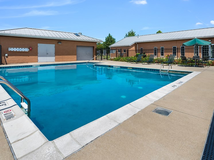 Outdoor pool-Duneland Village Apartments Gary, IN