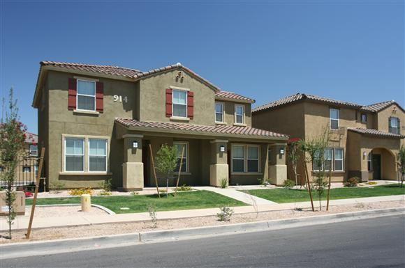Street view-Matthew Henson IV Apartments, Phoenix, AZ