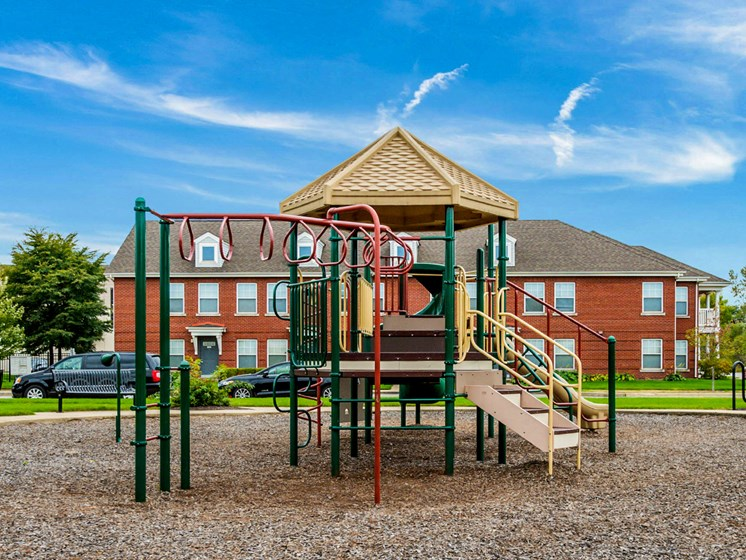 Playground-Horace Mann Apartments, Gary, IN